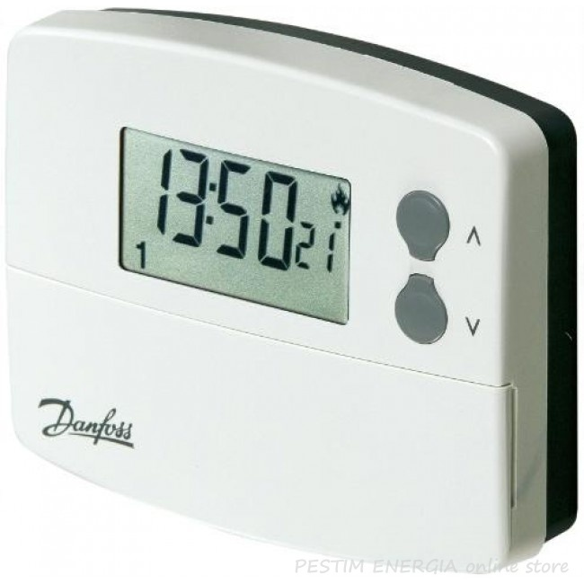 Room Programmable Thermostat For Heating
