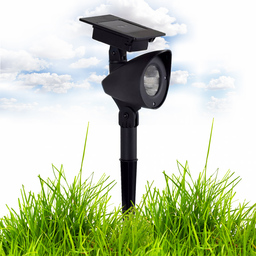 Solar Security Light.
