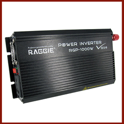 Inverters with modified sine wave